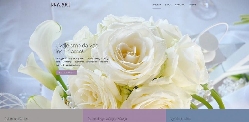 Cvjetni salon Viola