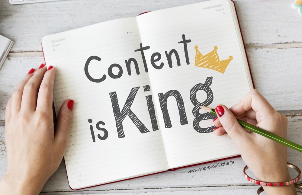 Content u marketingu